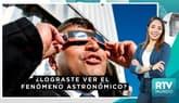RTV Mundo: Eclipse total del sol: ¿Lograste ver el fenómeno astronómico?