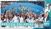 RTV Mundo: La brecha salarial en el fútbol femenino