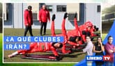 ¿A qué clubes irán nuestros seleccionados? - Líbero TV