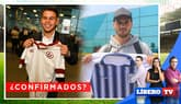 Vaca llegó para Universitario y Rodríguez para Alianza Lima - Líbero TV