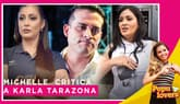 Michelle Soifer critica a Karla Tarazona por seguir hablando de Christian Domínguez - Populovers
