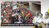 Tres D: Zafarrancho boliviano