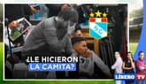 Sporting Cristal: ¿Le hicieron la camita a Manuel Barreto? - Líbero TV