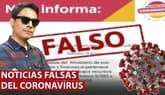Curwen: Noticias falsas sobre el coronavirus