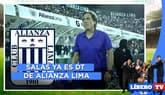 Salas ya es DT de Alianza, ¿podrá levantar a los íntimos? - Líbero TV