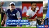 ¿Maradona quiere a Christian Cueva en Gimnasia?