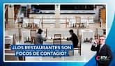 ¿Cómo afectarán las nuevas restricciones a los restaurantes y centros comerciales?
