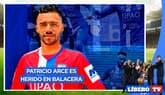 ¿Cuál es la situación del futbolista Patricio Arce? - Líbero TV