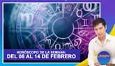 Horóscopo de la semana: Del 08 al 14 de febrero | Señales con Jhan Sandoval
