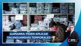 Gamarra: exigen salvaguardias temporales a importación para no quebrar