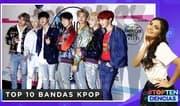Top 10 bandas kpop con Luis Arredondo | Top Tendencias
