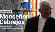Entrevista al monseñor Miguel Cabrejos