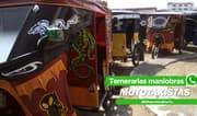 Reportero Ciudadano: Mototaxistas realizan temerarias maniobras por mal estado de pista