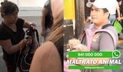 Reportero Ciudadano: Maltrato animal, sujetos venden mascotas escondidas en mochilas y cajas