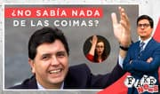 Fake News: ¿No había nada que vincule a García con las coimas?