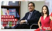 Entrevista a Mesías Guevara en Sigrid.PE