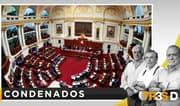 Tres D: Congreso condenado