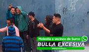 Reportero Ciudadano: Caos e inseguridad en calles de Surco