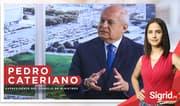 Entrevista a Pedro Cateriano en Sigrid.PE