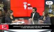 En Voz Alta con Rosa María Palacios: Entrevista a Alberto de Belaunde yAna María Choquehuanca