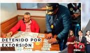 Detienen a exalcalde de Surquillo por extorsión - 10 minutos Edición Noche