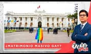 "Fake News: ¿""Matrimonio masivo gay"" en el Congreso?"