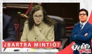 """Fake News: ¿En este gobierno """"hay cada vez más pobres"""", como dice Rosa Bartra?"""