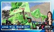 RTV Economía: ¿Estás de acuerdo con el proyecto Tía María?