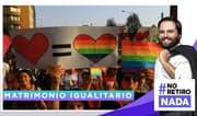 No Retiro Nada: Matrimonio igualitario sigue avanzado en el Perú