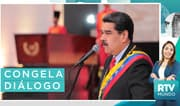 RTV Mundo: Maduro bloquea diálogo con la oposición