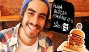 Tres Cuartos Burger