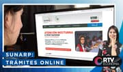 RTV Economía: SUNARP: ¿cómo realizar trámites online en Registros Públicos?