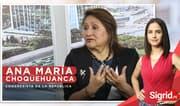 """Choquehuanca sobre Ponce: """"Quisieron incorporarla hace tiempo a la bancada"""""""
