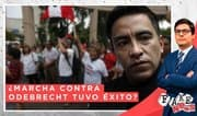 Fake News: ¿Marcha contra Odebrecht promovida por Vieira tuvo éxito?