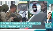 RTV Mundo: Secuestrador es abatido por francotirador en Brasil