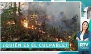 RTV Mundo: Incendio en el Amazonas ¿Quién es el culpable?