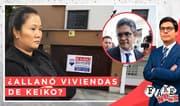 Fake News: ¿Domingo Pérez allanó viviendas de Keiko Fujimori?