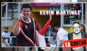 Kevin Martínez - Medalla de oro en frontón masculino l La Contra