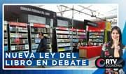 RTV Economía: Nueva Ley del libro en debate