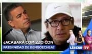 """Universitaro vs. Alianza: ¿Acabará Comizzo con la paternidad de Bengoechea sobre la """"U""""? - Líbero TV"""