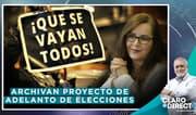 """AAR sobre FP: """"Es un zarpazo a la democracia"""""""