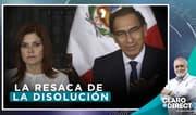 """AAR sobre Aráoz: """"Hacer el ridículo no está tipificado en el Código Penal"""""""