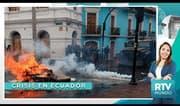 Crisis en Ecuador: Medidas económicas anunciadas por Moreno generan protestas
