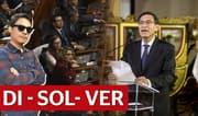 Curwen: Cierre del Congreso Disolución Pt. 1