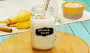 Batido de plátano (receta y video)