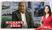 Entrevista a Richard Arce en Sigrid.PE