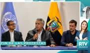 Lenín Moreno deroga decreto que eliminaba subsidio a los combustibles