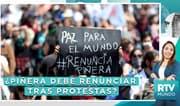 Crisis en Chile: ¿Piñera debe renunciar tras protestas?