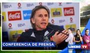 Ricardo Gareca ofrece conferencia de prensa para amistosos ante Colombia y Chile - Líbero Tv