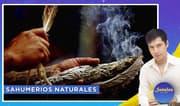 Señales: Sahumerios naturales para tu hogar